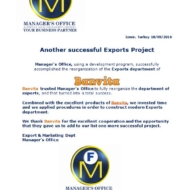 616 exports project