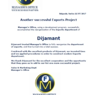 646 export project