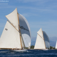 classic-yachts-with-full-spinnakers