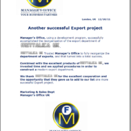 mo project 452
