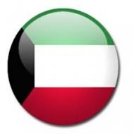 flag kuwait