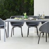 exporting garden furniture
