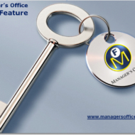 managers office key