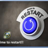 time to restart
