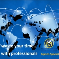 work with professionals exports specialist