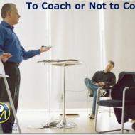 To Coach