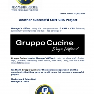 677 CRM-CRS Project-1