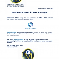 710 CRM-CRS Project-1