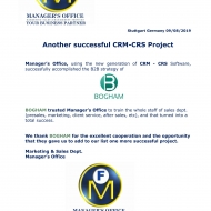 713 CRM-CRS Project-1
